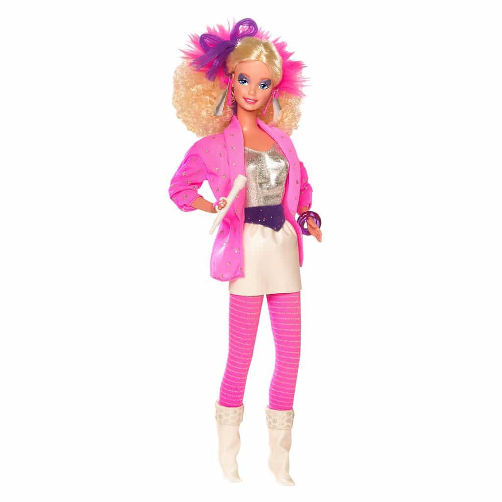 """恒隆地產商場:Barbie """"You Can Be Anything"""" Barbie 60周年經典系列展覽"""