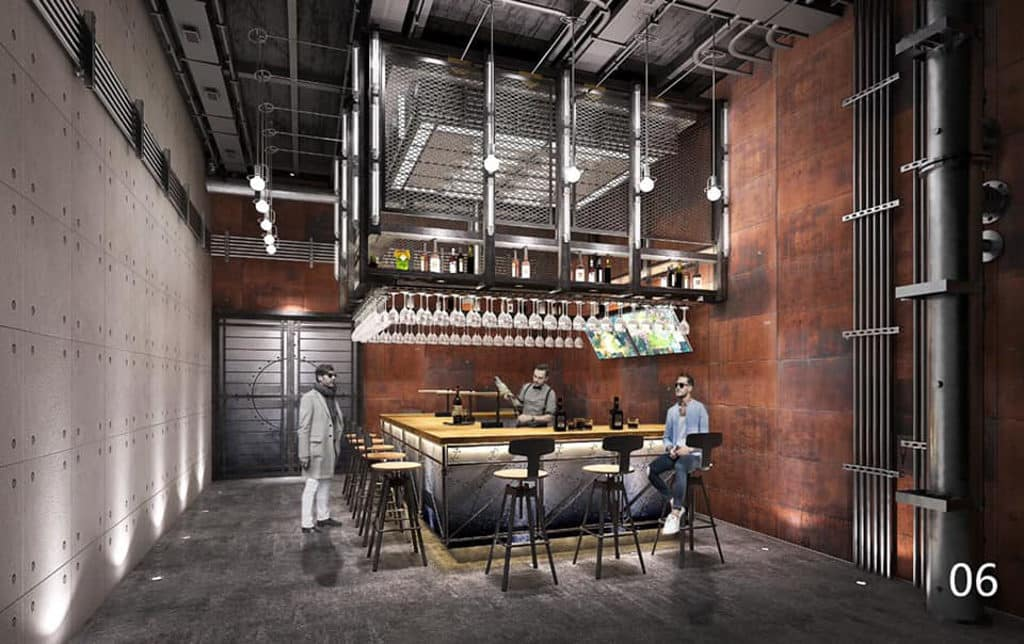 九展:大快活電競館7月進駐 酒吧提供 6 款本地手工啤酒,讓玩家們邊暢飲邊打機。
