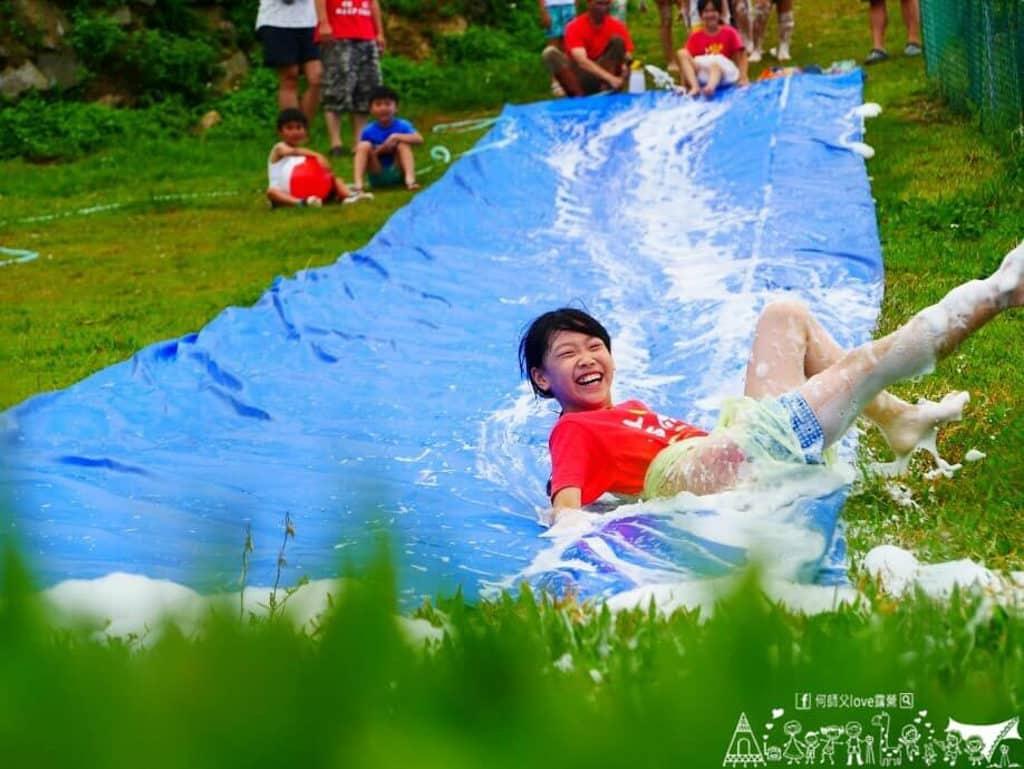 元朗錦田:菠蘿園夏水禮 有機薈低碳農莊今個夏天舉辦「菠蘿園夏水禮」。