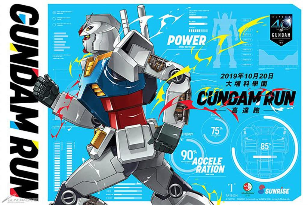 科學園:GUNDAM RUN in Hong Kong