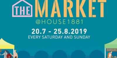 1881公館:The Market@House 1881