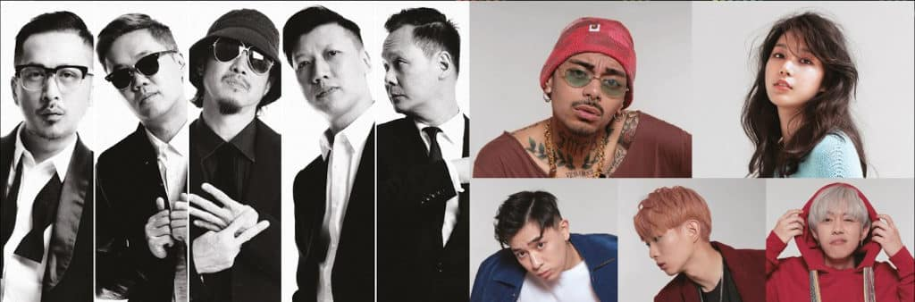 Mira Place:Gimme LiVe 2019–樂在當夏 廿四味、JB、黃淑蔓、TYSON YOSHI、MADBOII、KENI