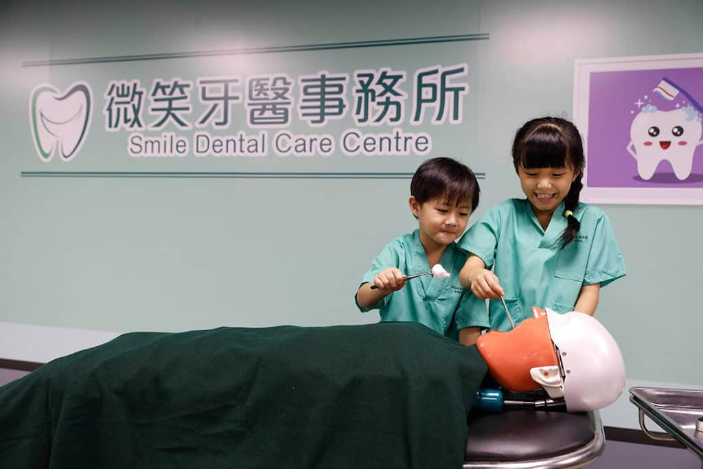 挪亞方舟:快樂夢想特工隊 微笑牙醫事務所
