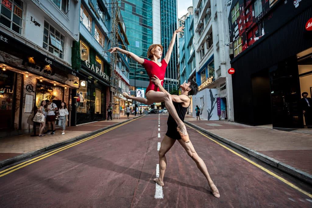 《小飛俠》利園芭蕾遊樂日 銅鑼灣利園區街頭巡遊
