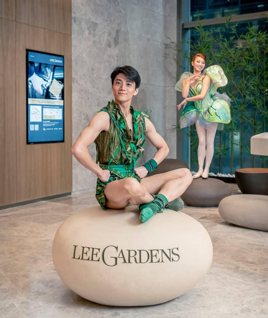 《小飛俠》利園芭蕾遊樂日 利園區在「利園芭蕾遊樂日」將幻化成《小飛俠》夢幻國度