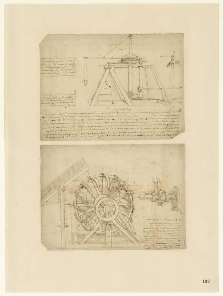 城市大學:「達文西:藝術與科學·過去與現在」展覽 1