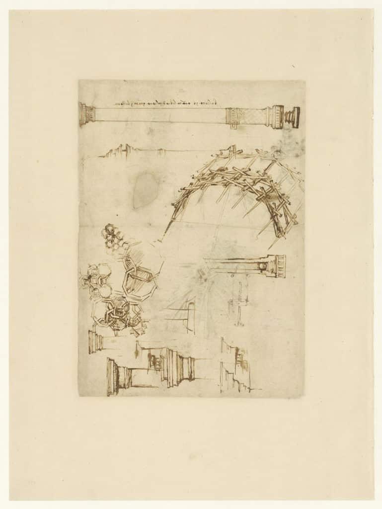城市大學:「達文西:藝術與科學·過去與現在」展覽 2