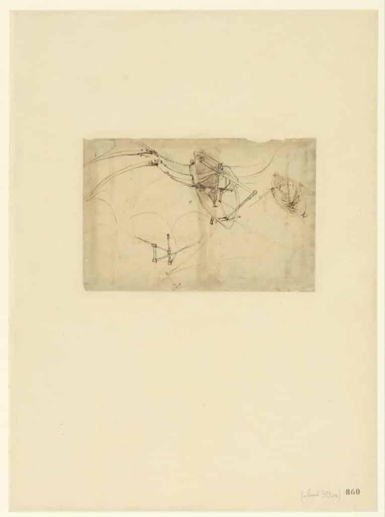 城市大學:「達文西:藝術與科學·過去與現在」展覽 3