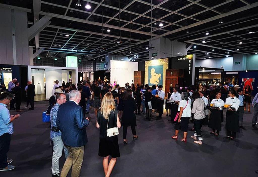 會展:典亞藝博2019 亞洲頂尖藝術博覽「典亞藝博2019」將於今秋回歸會展。