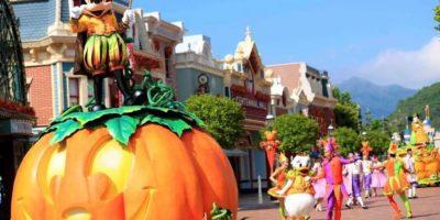 迪士尼樂園:Halloween Time慶典2019