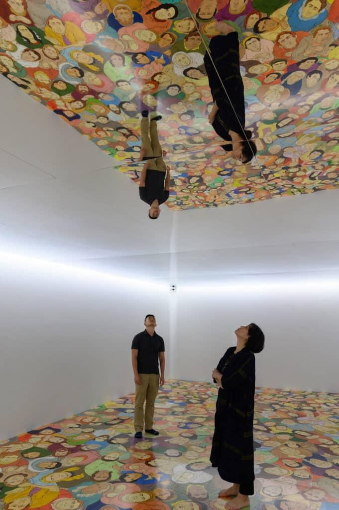 南豐紗廠The Mills:「逍遙相聚」NS哈夏大型個展 《凝望天空的人》