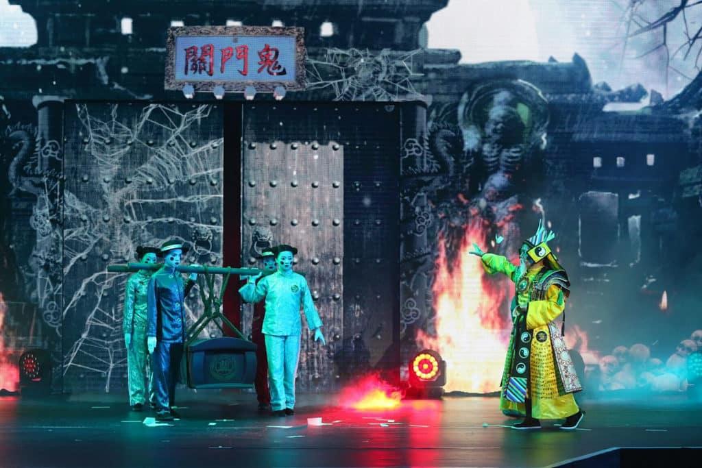 海洋公園:哈囉喂全園祭×LINE FRIENDS糖果祭 多個香港經典鬼故將重現於兩大鬼域。