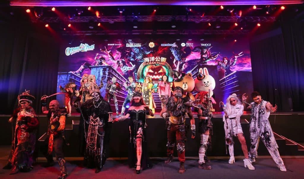 海洋公園:哈囉喂全園祭×LINE FRIENDS糖果祭 香港海洋公園哈囉喂2019 將改以「哈囉喂全園祭」形式舉行。