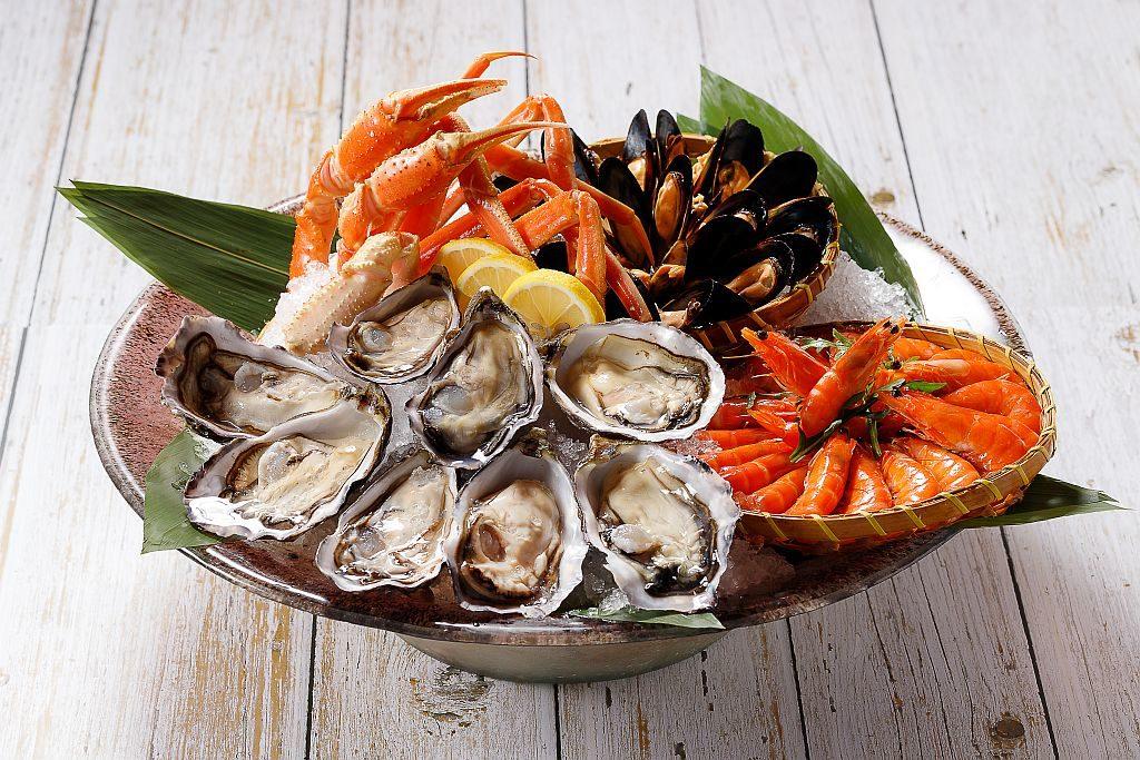 城景酒店海鮮自助餐生日優惠 8 月