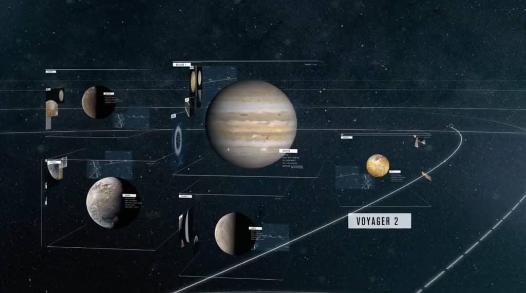 太空館:立體球幕電影《飛越行星3D》香港太空館正放映的立體球幕電影《飛越行星3D》