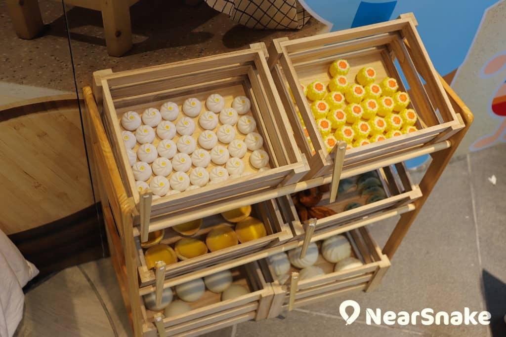 D2 Place:「我們的荔園」展覽及嘉年華 維肖維妙的中式點心模型