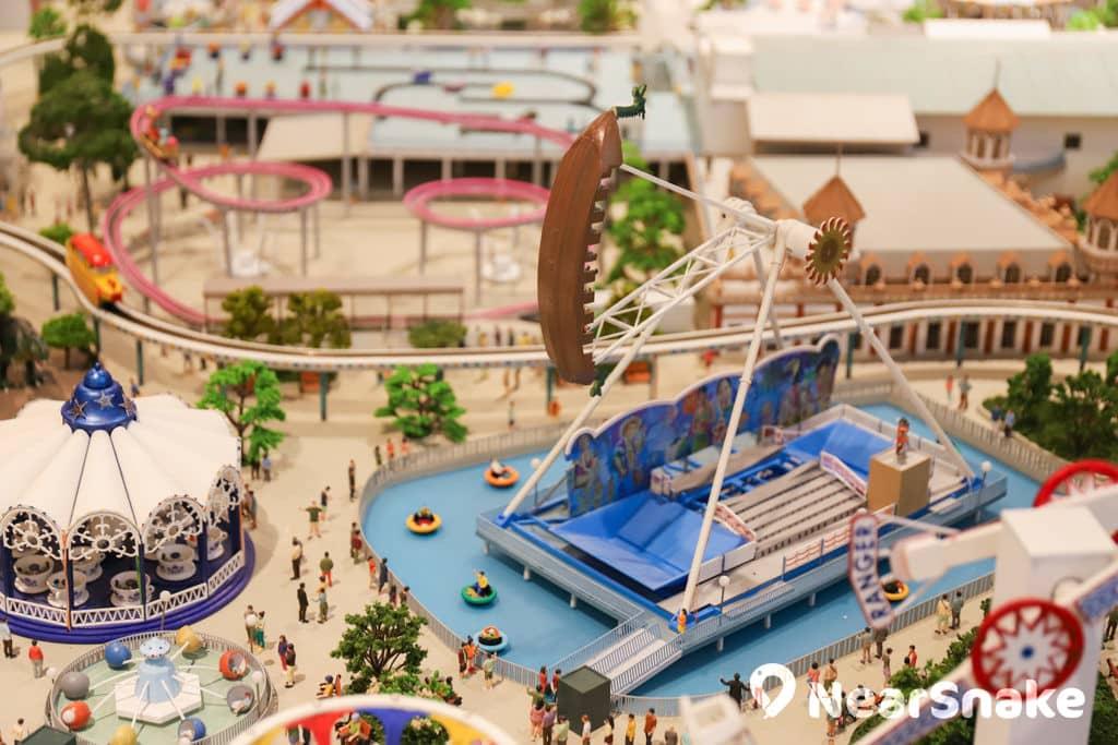 D2 Place:「我們的荔園」展覽及嘉年華 海盜船
