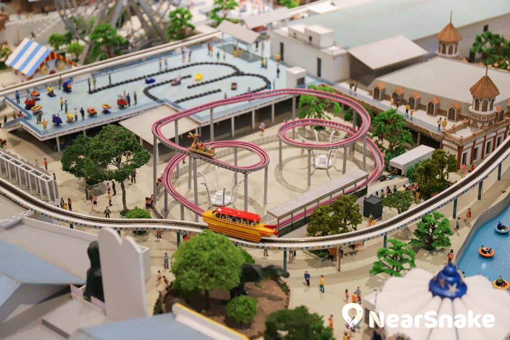 D2 Place:「我們的荔園」展覽及嘉年華 過山車
