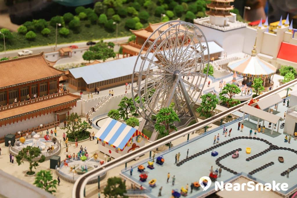 D2 Place:「我們的荔園」展覽及嘉年華 摩天輪