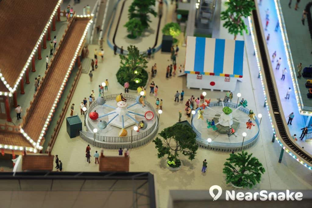 D2 Place:「我們的荔園」展覽及嘉年華 旋轉木馬