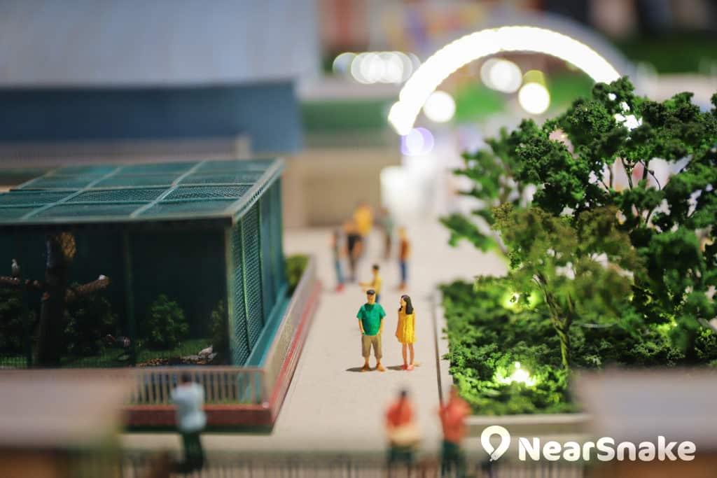 D2 Place:「我們的荔園」展覽及嘉年華 遊人造型精細