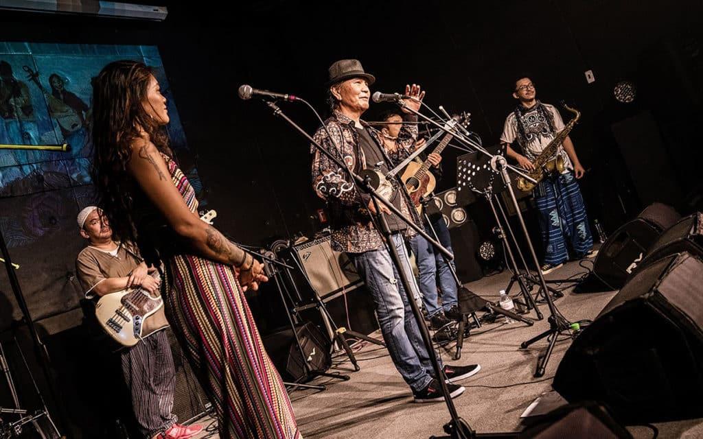 西九文化區活動:首屆自由爵士音樂節 自由爵士音樂節雲集本地及海外爵士巨星。