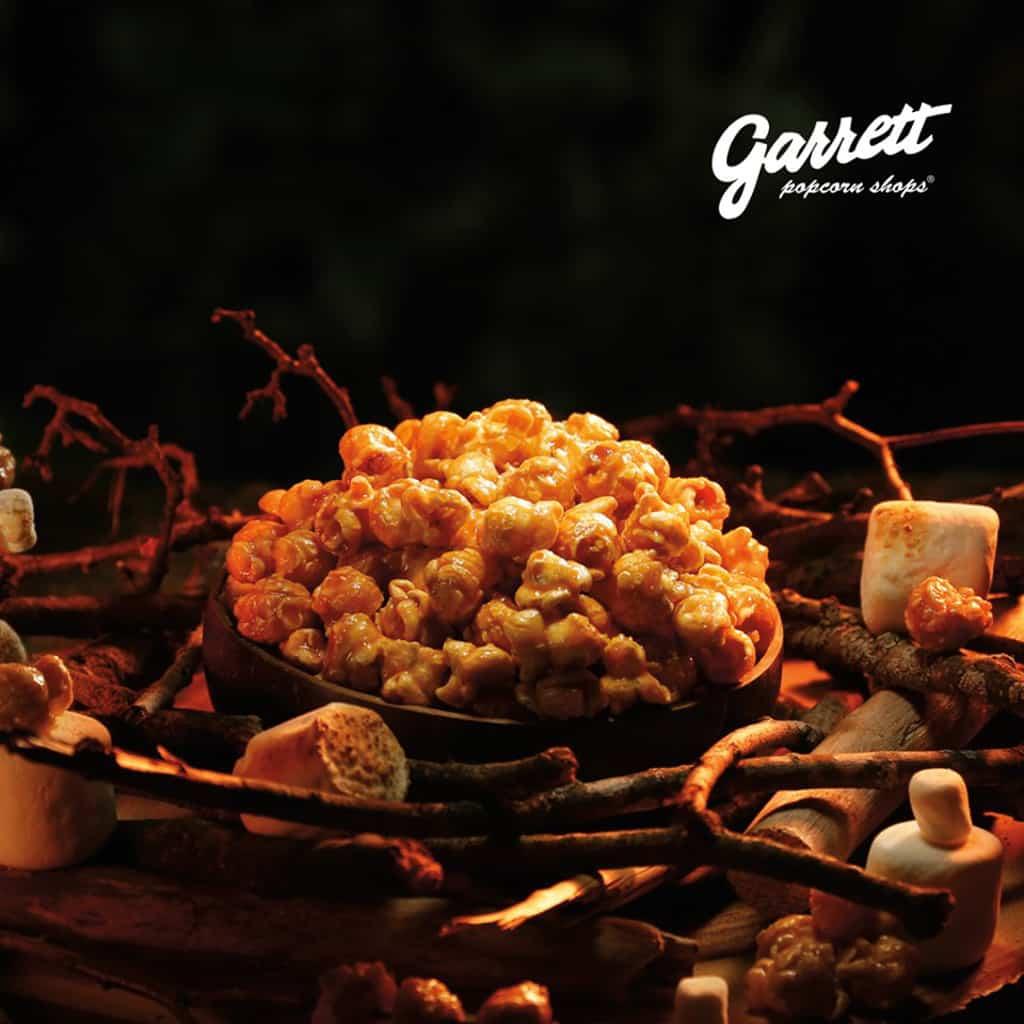 Garrett罐裝爆谷買一送一限時優惠 烤棉花糖焦糖脆脆爆谷