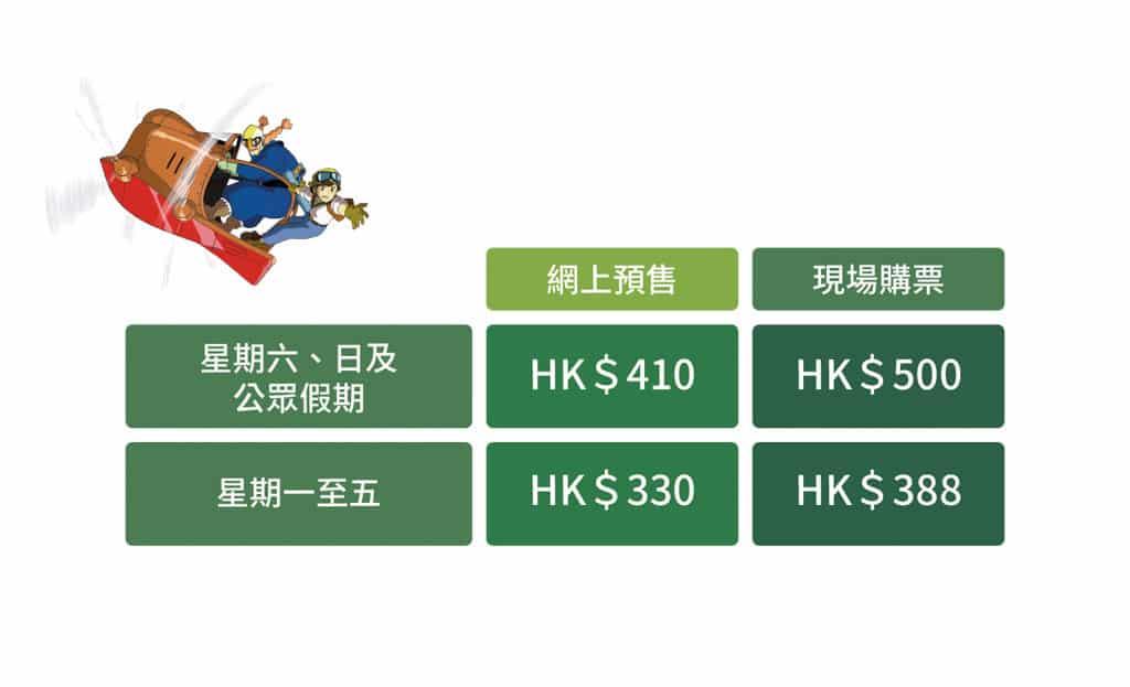 吉卜力展2019:吉卜力的動畫世界特展香港站 家庭票(2張成人票+1張小童票)