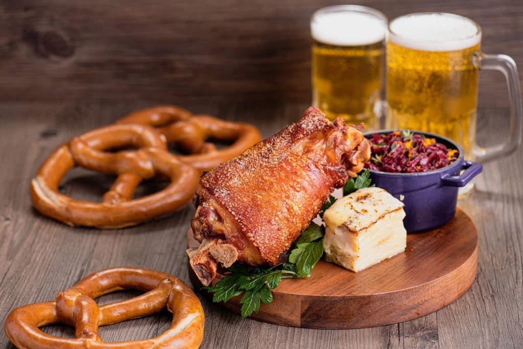 黃金海岸啤酒節2019 德國豬手及啤酒