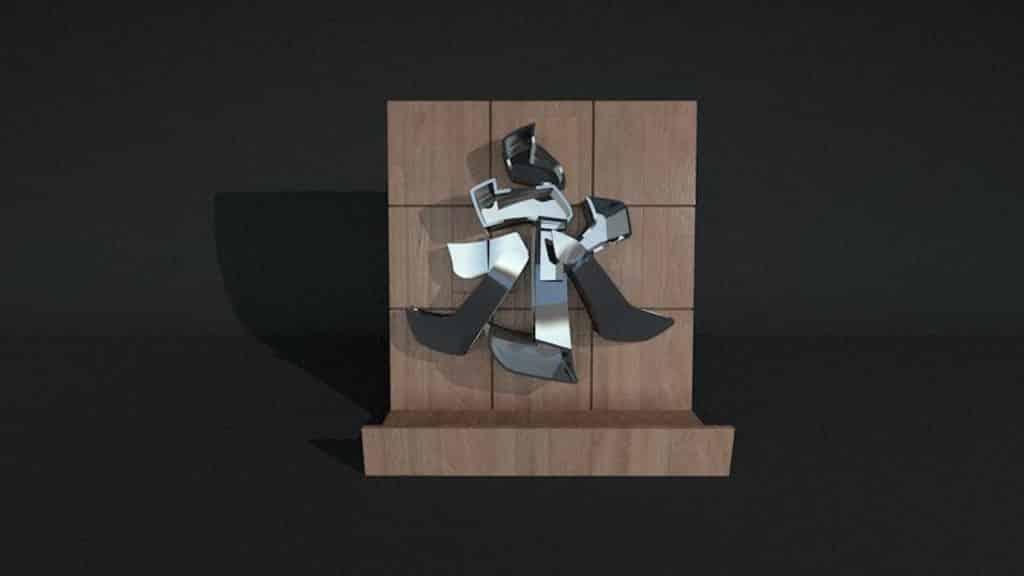 "K11: ""Kulture Incubation"" 多元文化展 文字設計師Adonian與建築系設計師Edmond首度合作,將本土特色的招牌文字幻化成時尚實用的桌面收納。"