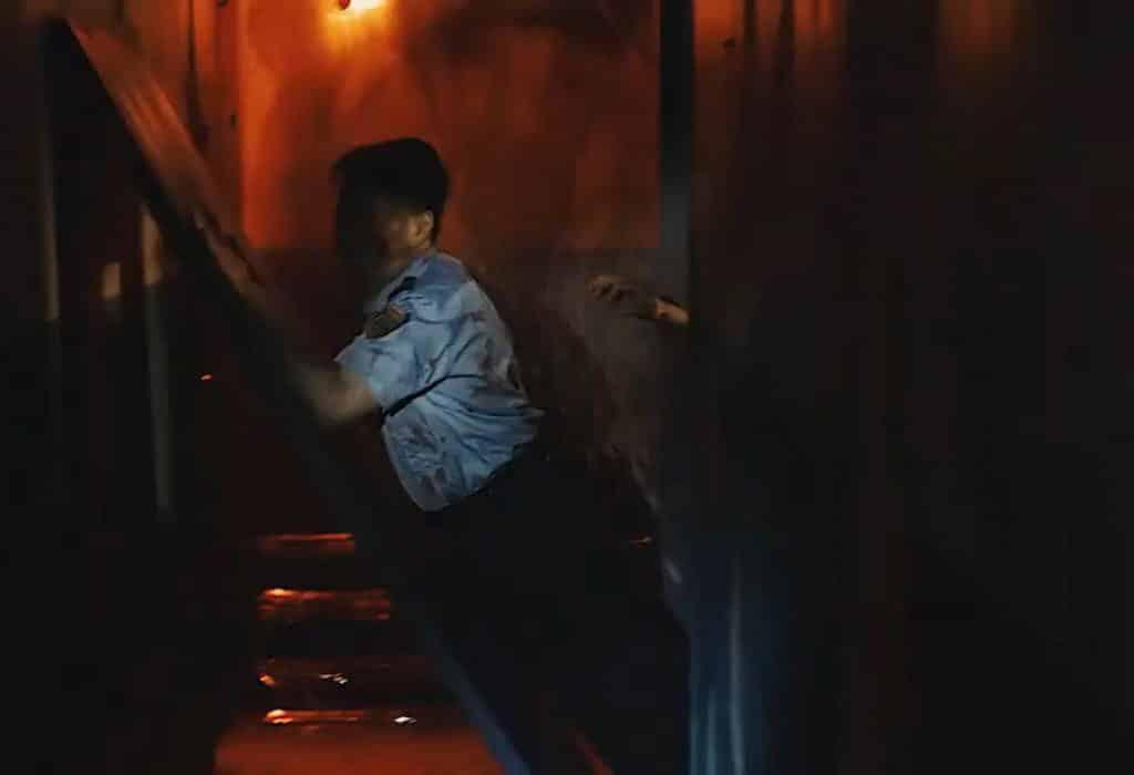 觀塘:生化危機主題《Resident Evil 2》喪屍實境體驗館 遊戲體驗以「浣熊市警察局」為場所設定。