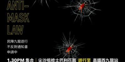 10.20 民陣九龍大遊行
