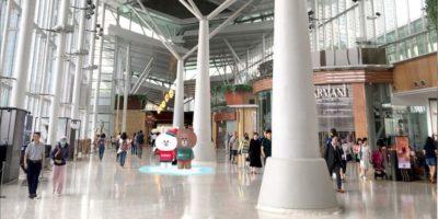 東薈城名店倉:LINE FRIENDS冬日野外遊蹤