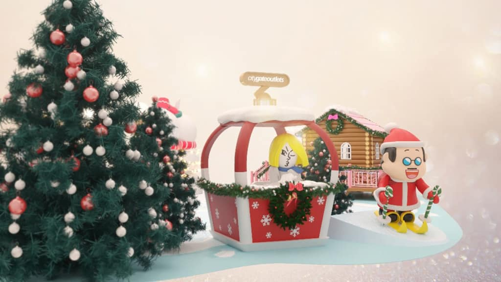 東薈城名店倉:LINE FRIENDS冬日野外遊蹤 JAMES