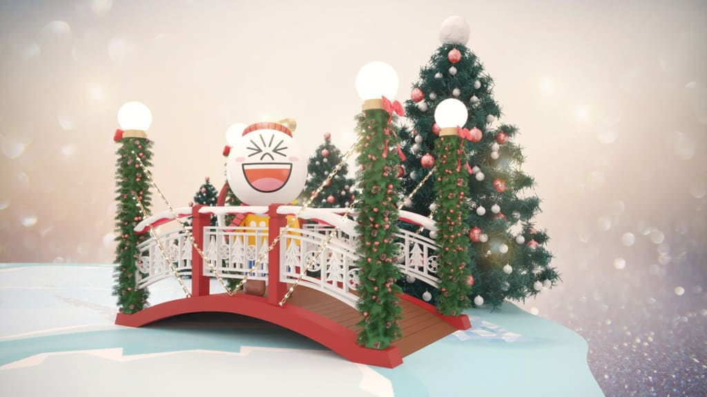 東薈城名店倉:LINE FRIENDS冬日野外遊蹤 MOON