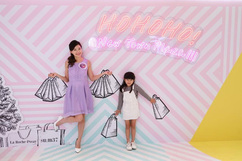 龍猫期間限定戶外親子公園|沙田新城市廣場第三期 期間限定「粉色空間」夢幻打卡位