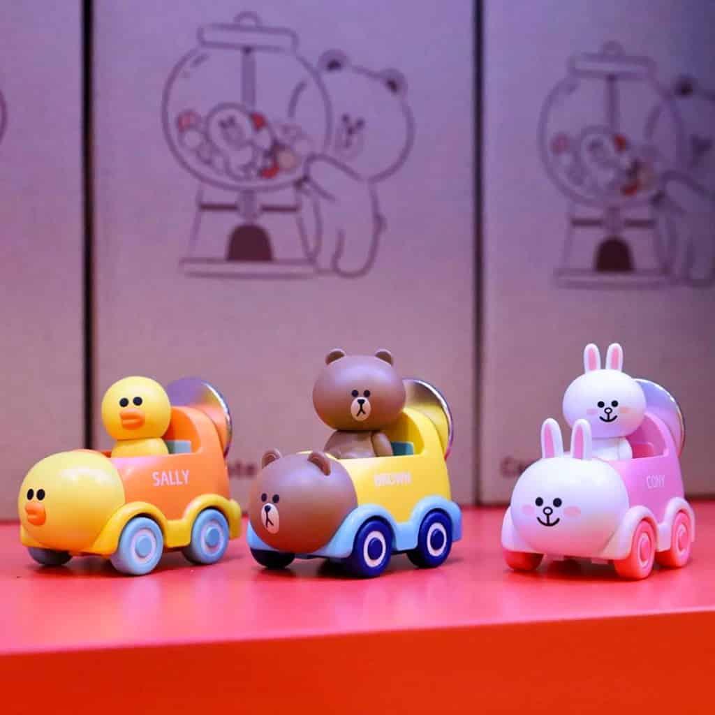 時代廣場:LOG-ON「SALLY的幻想世界」 一系列「SALLY的幻想世界」主題單品
