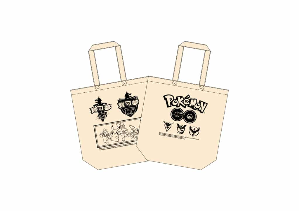 時代廣場:Pokémon is Coming to Town Pokémon環保袋