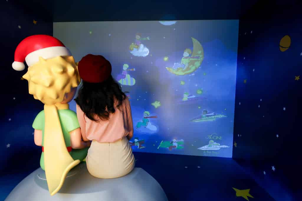 The ONE x Le Petit Prince 聖誕夢想啟航 B-612星夢之旅