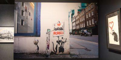「Banksy: Genius or Vandal」世界巡迴展覽香港站
