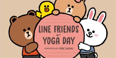 《LINE FRIENDS YOGA DAY》線上瑜伽體驗