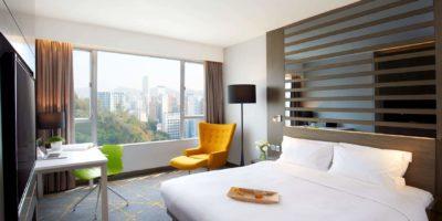 Work-from-hotel:城景國際商務及住宿套餐