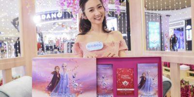 將軍澳中心:換領《魔雪奇緣2》人氣Frozen禮封及禮盒