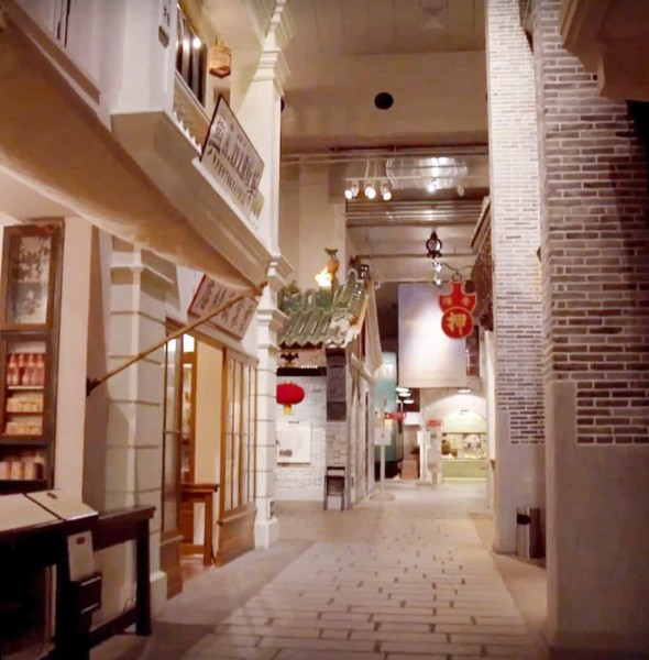 香港故事:香港歷史博物館常設展覽