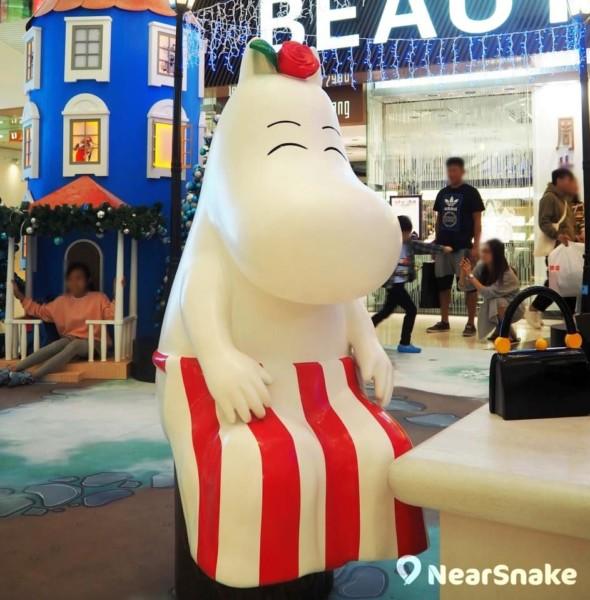 荃灣廣場 Moomin 聖誕閃亮奇緣