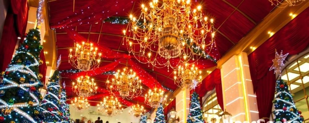 香港聖誕活動懶人包 2017 | 聖誕燈飾+聖誕市集+主題樂園(不斷更新)