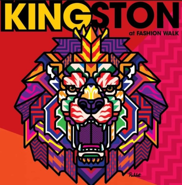 Fashion Walk 彩獅「KING」城慶新春