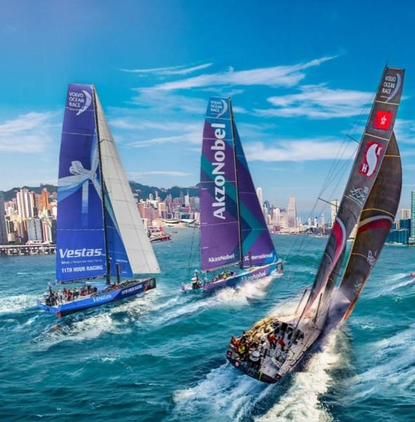 Volvo Ocean Race 環球帆船賽暨帆船嘉年華