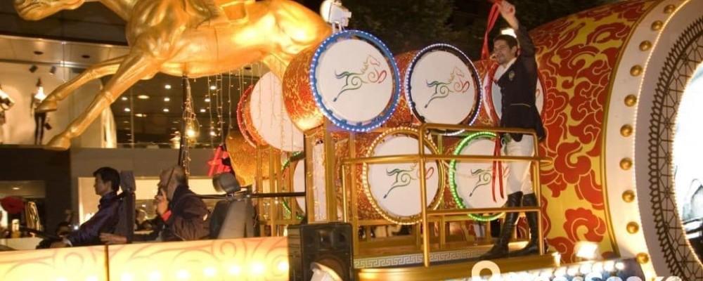 【花車巡遊2018】4 大最佳觀賞位置+林村花車展覽 彌敦道•廣東道兵家必爭地