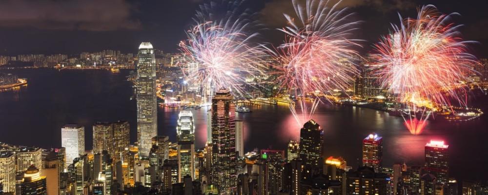 【維港煙花匯演2018】港島區 8 大香港煙火觀賞地點 最佳看煙花位置精選